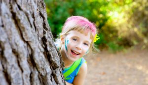 Let your children's' imagination run free in the great outdoors