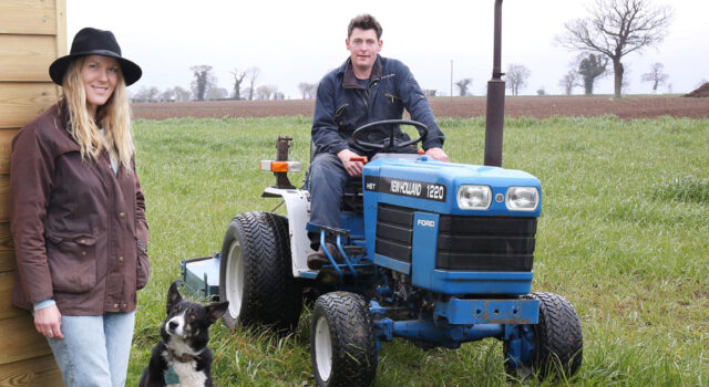 Tom offers agricultural contracting including precision seed drilling (pumpkins) ground…
